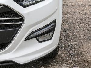 2017款2.0L CVT舒适型 雾灯