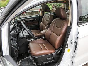 2017款2.0L CVT舒适型 前排座椅