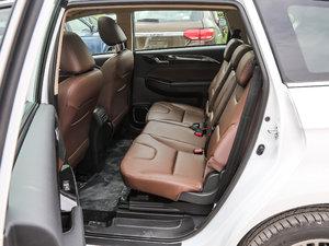 2017款2.0L CVT舒适型 后排空间