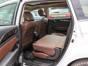 2017款2.0L CVT舒适型 后排座椅放倒