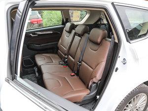 2017款2.0L CVT舒适型 后排座椅