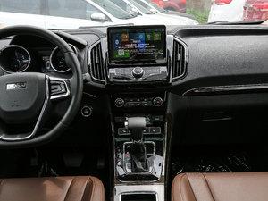 2017款2.0L CVT舒适型 中控台