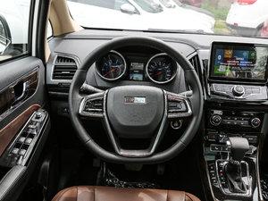 2017款2.0L CVT舒适型 方向盘