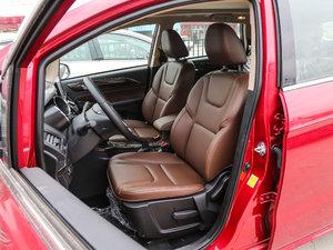 2017款2.0L 手动舒适型 前排座椅