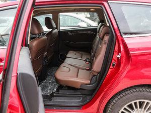 2017款2.0L 手动舒适型 后排空间