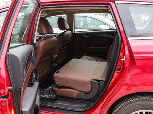 2017款2.0L 手动舒适型 后排座椅放倒