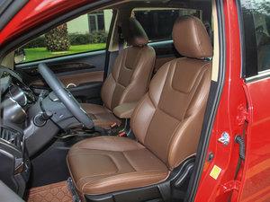 2017款1.8L 手动精英型 前排座椅