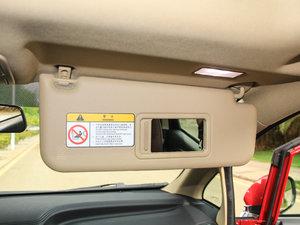 2017款1.8L 手动精英型 遮阳板