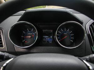 2017款1.8L 手动精英型 仪表