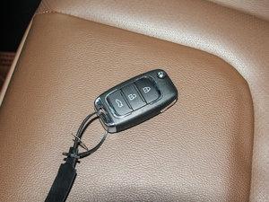 2017款1.8L 手动精英型 钥匙
