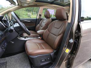 2017款2.0L CVT豪华型 前排座椅