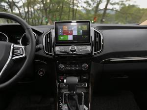 2017款2.0L CVT豪华型 中控台