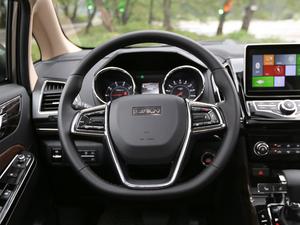 2017款2.0L CVT豪华型 方向盘