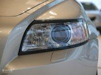 细节外观沃尔沃S40头灯
