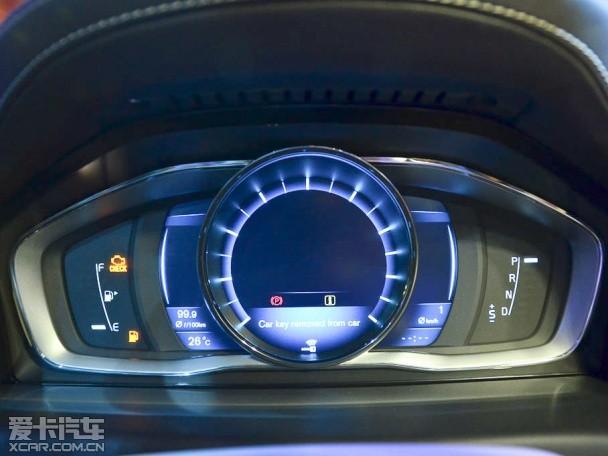 长安沃尔沃2014款沃尔沃S80L