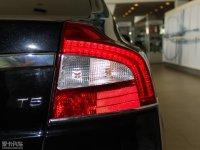 细节外观沃尔沃S80L尾灯