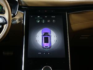 2018款Pro版 中控台显示屏