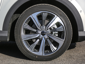 2018款全驱版 轮胎