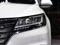 细节外观荣威RX5新能源头灯