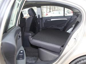 2015款1.5L 手动豪华天窗版 后排座椅放倒