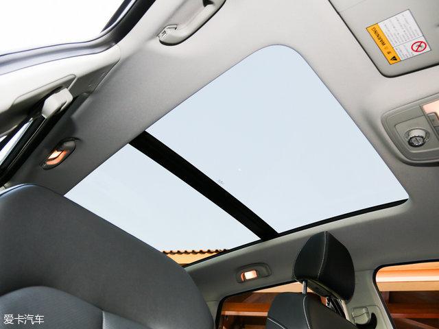 荣威RX5各车型配置差异分析 -推荐1.5T互联网智享版 RX5全系购车手册高清图片