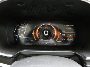 2017款eRX5 50T 互联尊贵版 仪表