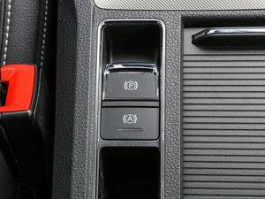 2017款eRX5 50T 互联尊贵版 驻车制动器