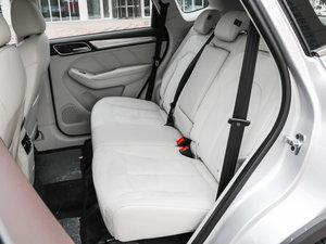 2017款eRX5 50T 互联尊荣版 后排座椅