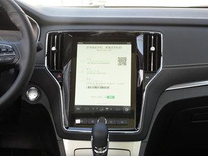 2017款eRX5 50T 互联尊荣版 中控台显示屏