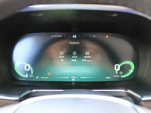 2017款EV400 仪表
