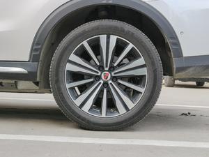2017款ERX5 EV400 电动互联至尊版 轮胎