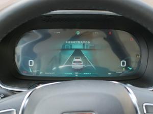 2017款ERX5 EV400 电动互联至尊版 仪表