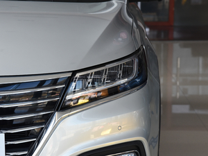 2017款ERX5 EV400 电动互联至尊版 头灯