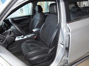 2017款ERX5 EV400 电动互联至尊版 前排座椅