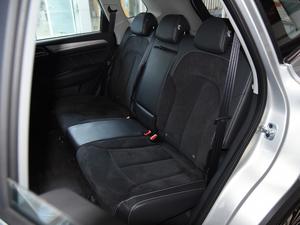 2017款ERX5 EV400 电动互联至尊版 后排座椅