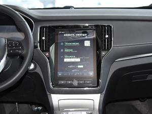 2017款ERX5 EV400 电动互联至尊版 中控台