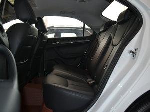 2017款1.5L 自动豪华版 后排空间