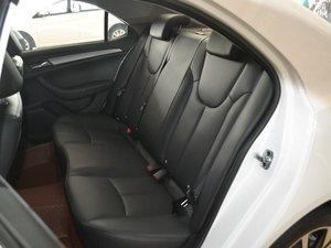2017款1.5L 自动豪华版 后排座椅