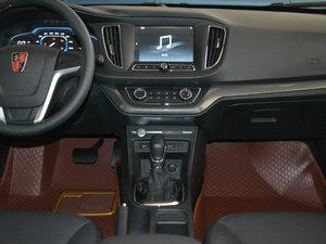 2017款1.5L 自动豪华版 中控台