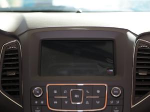 2017款30T 互联网旗舰版 中控台显示屏