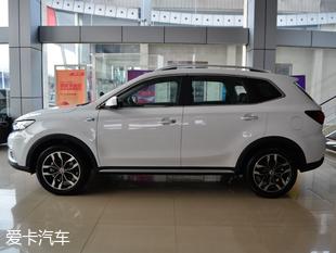 上汽荣威2018款荣威RX5