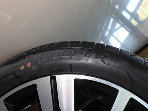 2019款20T 自动Ali智联网铂金版 轮胎品牌