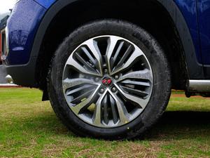 2018款30T 智联网四驱至尊版 轮胎