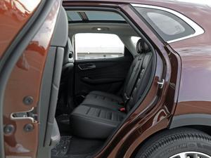 2018款20T 自动两驱荷尔蒙激情版 后排空间