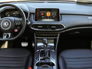 2018款30T Trophy 两驱荷尔蒙超燃版 中控台