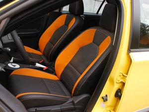 2011款1.5L AMT豪华版 前排座椅