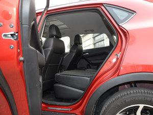 2017款30T 自动四驱旗舰版 后排座椅放倒