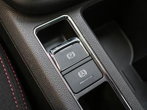 2017款20T 自动精英智联版 驻车制动器