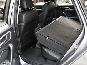 2018款45T E-DRIVE智驱混动 PILOT超级互联网版 后排座椅放倒