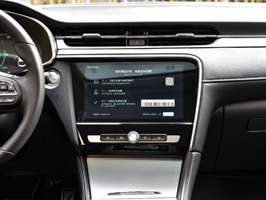 2018款45T E-DRIVE智驱混动 PILOT超级互联网版 中控台